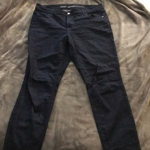 Old navy women's mid rise skinny jean size 14